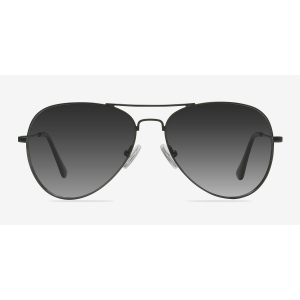 GOOD VIBRATIONS Black Sunglasses At $39(Eyebuydirect)