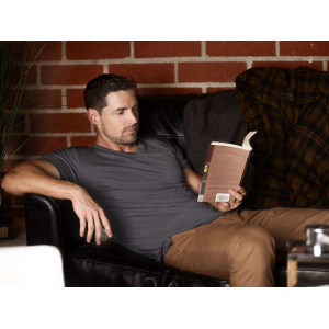 3-Pack of James Soft as Silk Designer Cotton Tees At $29.99(living social)