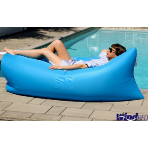 Windbed Inflatable Lounger or Couch At $39.99(living social)