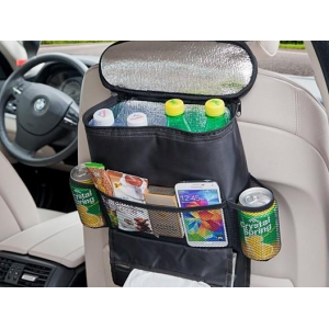 Insulated Car Back Seat Organizer At $12.99(living social)