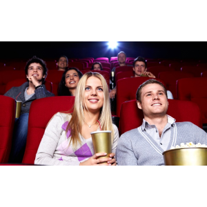 $39 for Date Night with Two Movie Tickets and $100 Restaurant.com eGift Card(groupon)