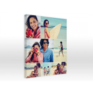 8x10, 12x18, 16x20, or 20x30 Photo Canvas At $8.99(Living Social)