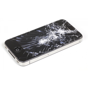 Up to 42% Off Glass Screen Repair for iPhone or iPad at The Source Clothing and Mobile Store/eRepair Solutions(Groupon)