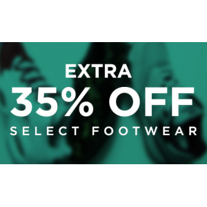 Get 35% Extra Off On Select Footwear