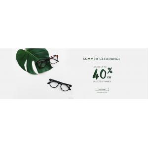 Enjoy Upto 40% Off On Selected Frames(Eyebuydirect)