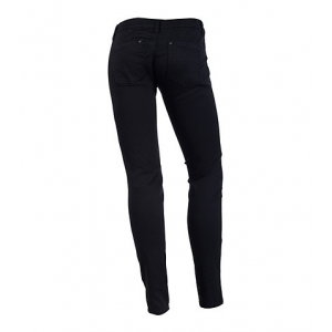 ESSENTIALS COLOR BLOCK SKINNY PANT At $19.99(jimmyjazz)