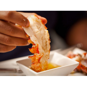 Eight-Pack of 4- to 5-Ounce Lobster Tails At $79.99 (living social)