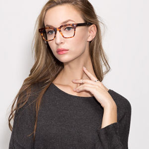OXFORD Brown/Tortoise Eyeglasses At $40.50(eyebuydirect)