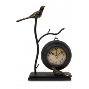 BIRD AND BRANCH WITH HANGING CLOCK AT $39.00