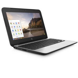 HP 11 G4 (P0B79UT#ABA) Chromebook Intel Celeron N2840 (2.16 GHz) 2 GB Memory 16 GB eMMC SSD 11.6