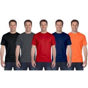 Gildan Men's T-Shirt Assorted Bundle (10-Pack) At $27.99(groupon)