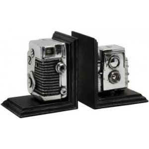 Vintage Camera Bookends Set Of 2 At $59(Home Decorators)