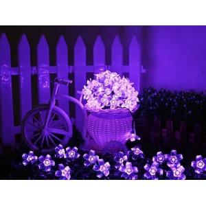 50 Solar Powered Flower Fairy Lights At $16.99(Living Social)