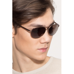 EVERETT Brown Sunglasses FRAME PRICE: $52(Eyebuydirect)
