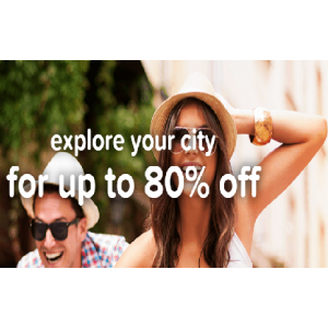 Explore Your City For Upto 80% Off Only At Livingsocial