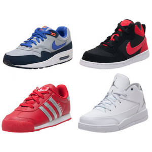 Get an Additional 25% Off Kids Footwear At JimmyJazz