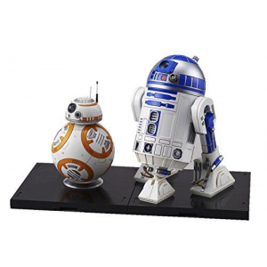 Buy 160225 Star Wars BB-8 & R2-D2 1/12 scale plastic model At $26.88(Ebay)