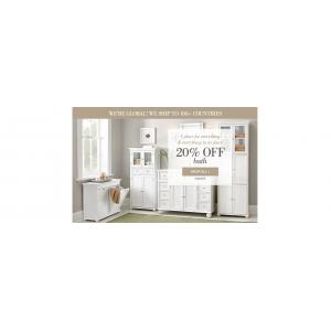 Get Upto 20% Off on Bath Essential At Homedecorators