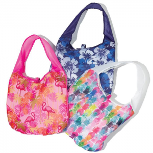 Grab 3-Pack Easy Fold-Up Totes Just At $14.99(Avon)
