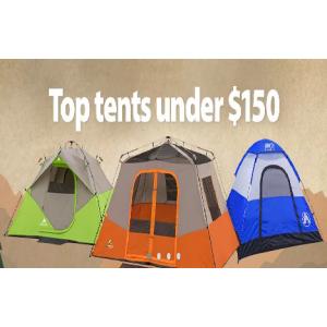 Grab Top Tents Under At $150(Walmart)