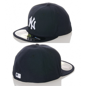 NEW ERA OFFICIAL ON FIELD NEW YORK YANKEE CAP At 2 FOR $50(jimmyjazz)