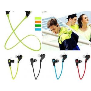 Wireless Bluetooth Sweatproof Sport Headset At $17.99