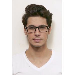 BANDON Black Eyeglasses FRAME PRICE: $6