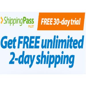 Get FREE Unlimited 2-Day Shipping, No Minimum Order At Walmart