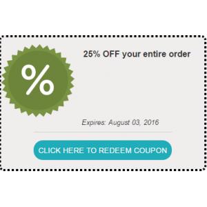 Get Flat 25% Off Your Entire Order At FragranceNet