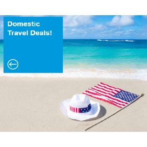 Get Up to $40 Off Domestic Travel At CheapOair