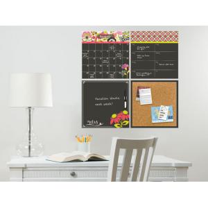 Dry-Erase Organizer Wall Decal Kit At $13.50(living social)