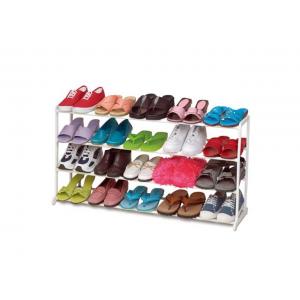 Ohuhu 20 Pair Shoe Rack/ Shoe Organizer 35 (L) X 10 (W) X 19.3