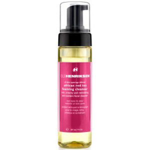 OLE HENRIKSEN AFRICAN RED TEA FOAMING CLEANSER 207ML AT  $30.00(Skin Store)