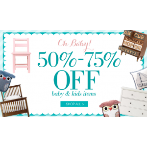 Upto 50%-70% Off On Baby & Kids Items