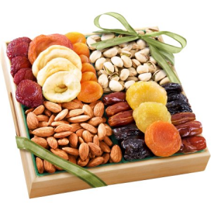 Golden State Fruits Pacific Coast Classic Dried Fruit and Nut Gift Set At $25.94 (Walmart)