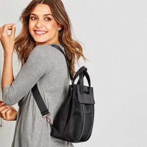 Buy Nylon Convertible Backpack Just At $24.99(Avon)