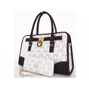 WK Collection Handbag Set (2-Piece) At $39.99(living social)
