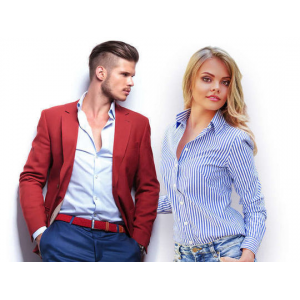 Offering Both Men and Women Custom-Tailored Shirts At $145(living social)