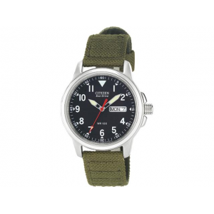 Get $7 OFF Citizen Strap Eco-Drive 180 Men's Watch + Free Shipping at Newegg