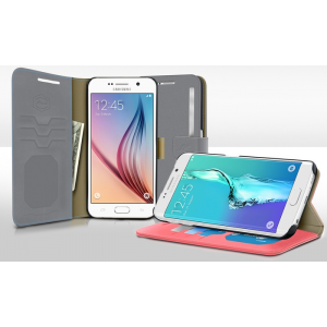 Clearance: roocase Wallet Case for Samsung Galaxy S6/S6 Edge/S6 Edge Plus At  $5.97