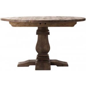 ALDRIDGE ROUND DINING TABLE AT $699.00