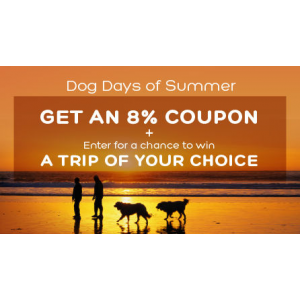 Get 8% Coupon + Enter to Win a Free Trip At Hotels.com