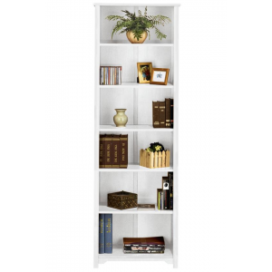 Oxford Bookcase Expand Your Storage With a Stylish Open Bookcase At $199.00 (homedecorators)