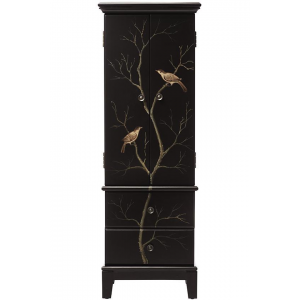 Chirp Jewelry Armoire find the solution to concealing and organizing your jewelry At  $349.00 (homedecorators)