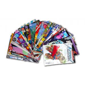Comic Book Bundle with 25 DC Comics Titles, 25 Marvel Titles, or 50 Marvel and DC Comics Titles At $25(groupon)