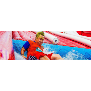 Ridiculous Obstacle Challenge 5K: Entry At $63 (livingsocial)