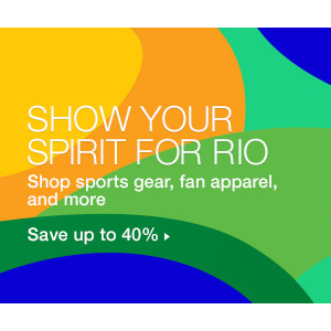 Capture the Thrill of Rio : Upto 40% off At Ebay