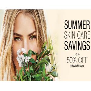 Summer Skin Care Savings : Get Upto 50% Off At Avon