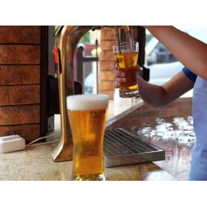 Hop, Cask & Barrel Draft Beer Fill or $7 Toward Growler + Growler Fill At  $2