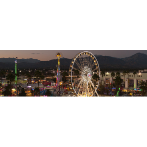 Dare to Fair: 2 or 4 Single-Day Tickets to the LA County Fair At $22 (livingsocial )